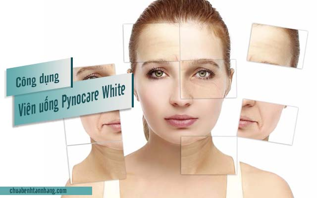 Công dụng của viên uống Pynocare White