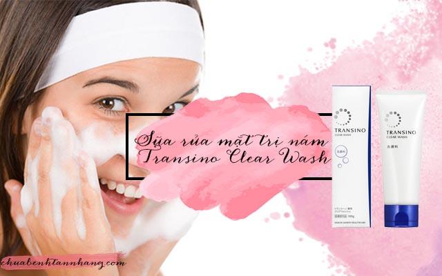 Transino Clear Wash