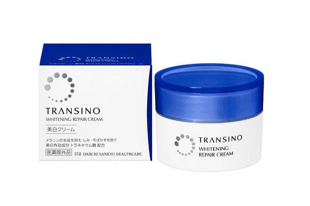 Kem trị námTransino của Nhật bản điều trị nám da khá hiệu quả