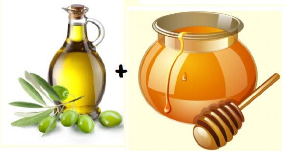 Mặt nạ dầu oliu mật ong trị nám hiệu quả