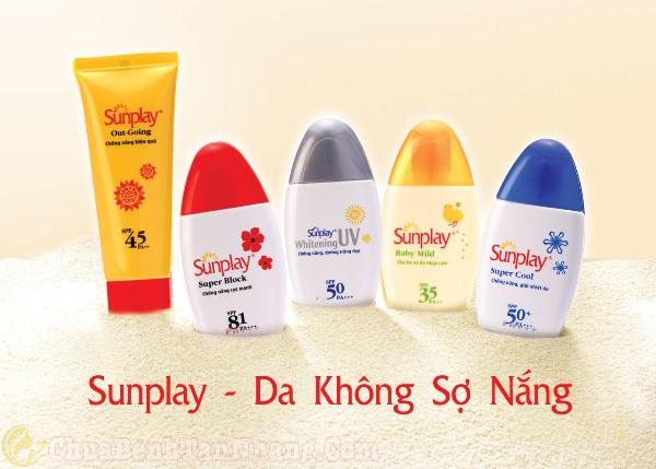 Sử dụng kem chống nắng giúp ngăn ngừa các đốm nâu trên da