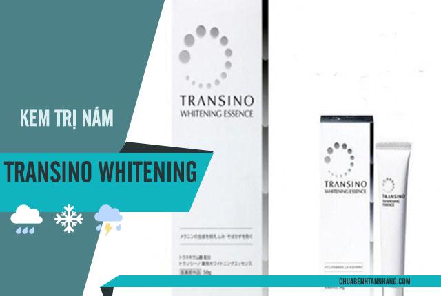 Kem trị nám tàn nhang Transino Whitening