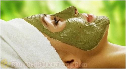 Trị nám da mặt bằng vitamin E và bơ