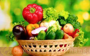 Chế độ ăn uống giúp trị nám sâu từ bên trong