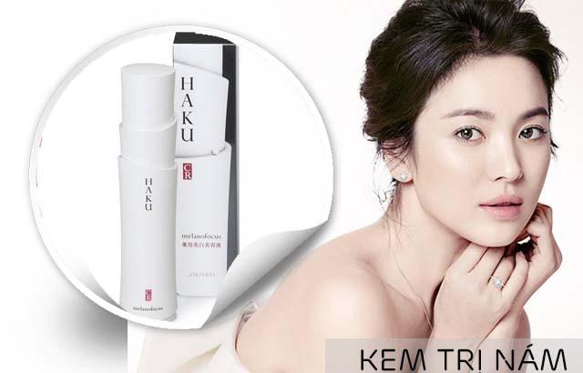 Kem trị nám Shiseido Haku
