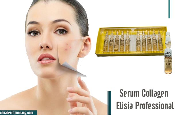 Serum Collagen Elisia Professional