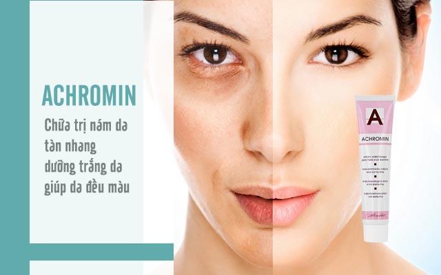 công dụng Achromin