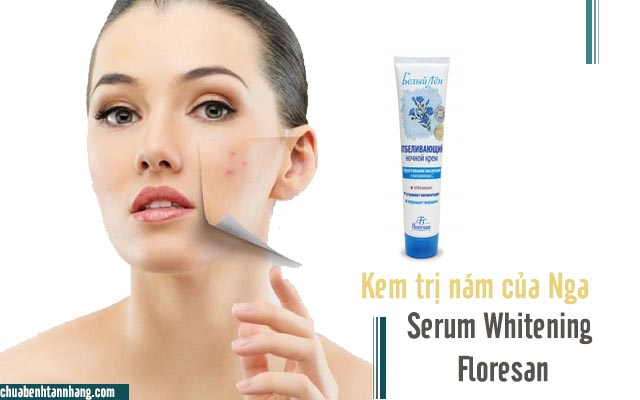 Serum Whitening Floresan