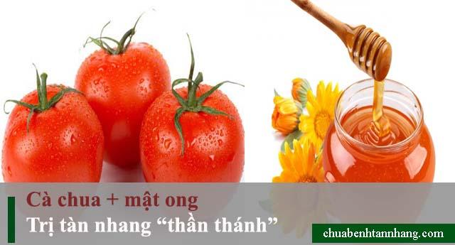 Cà chua trị nhang không phải ai cũng biết