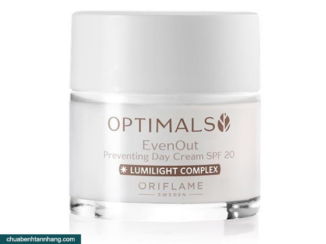 bộ trị nám optimals của oriflame