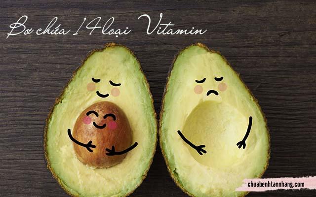 mặt nạ bơ chứa 14 loại vitamin trị tàn nhang hiệu quả