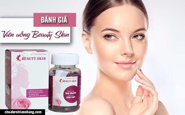 Viên uống trị nám Beauty Skin có tốt không ?