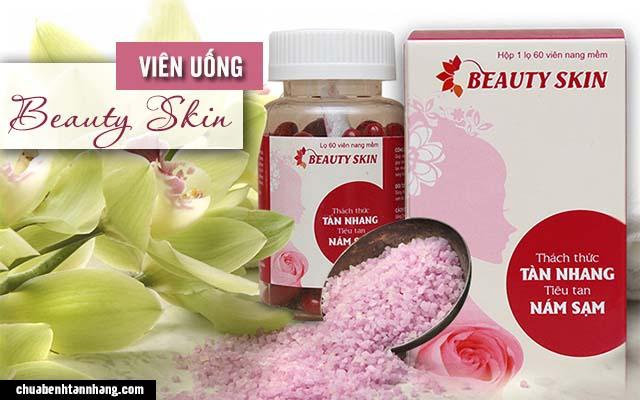 Viên uống trị nám Beauty Skin